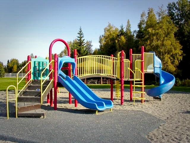 1) Fish Creek Park