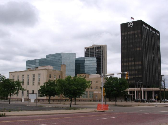 10) Amarillo