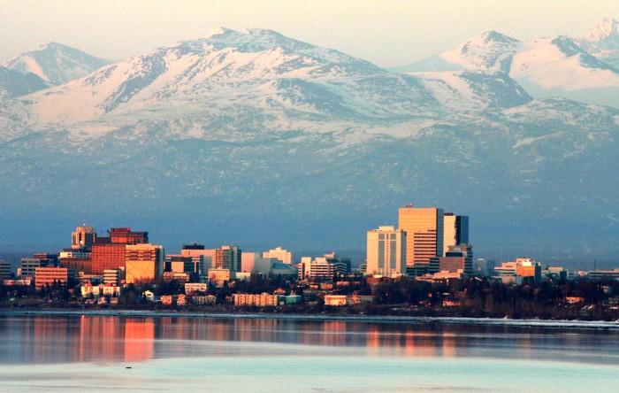 1) Anchorage
