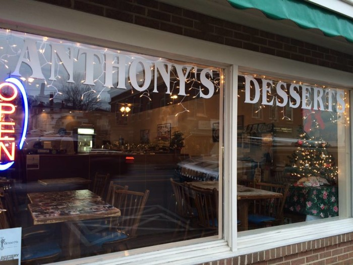 6. Anthony's Desserts, Abingdon