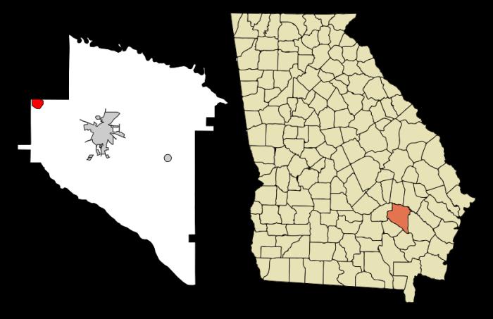 7. Graham, Georgia