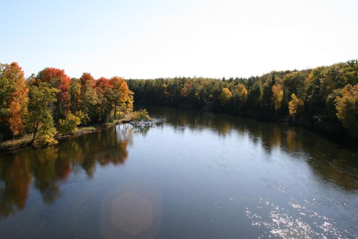 12) Au Sable River