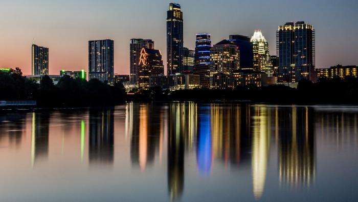 3) Austin-Round Rock-San Marcos