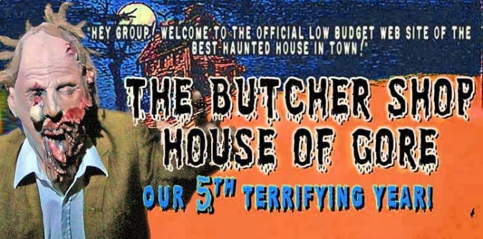 10. Butcher Shop House Of Gore