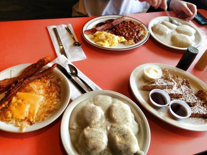 Barbara Lee's food.