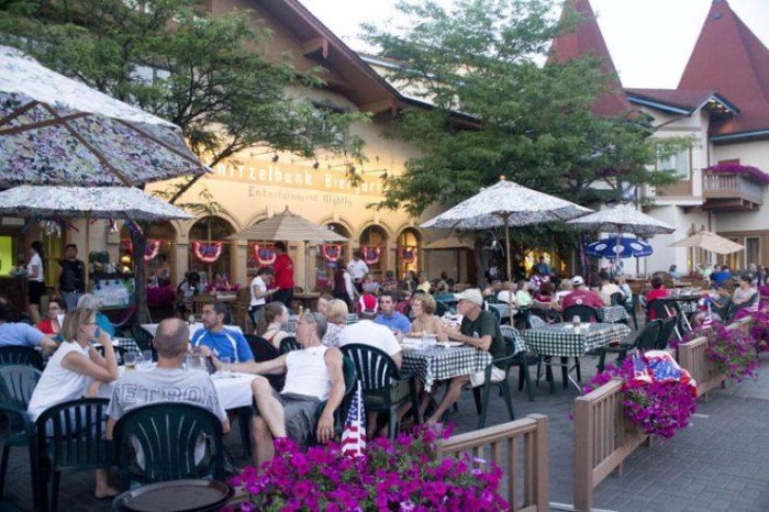 9) Bavarian Inn Restaurant, Frankenmuth