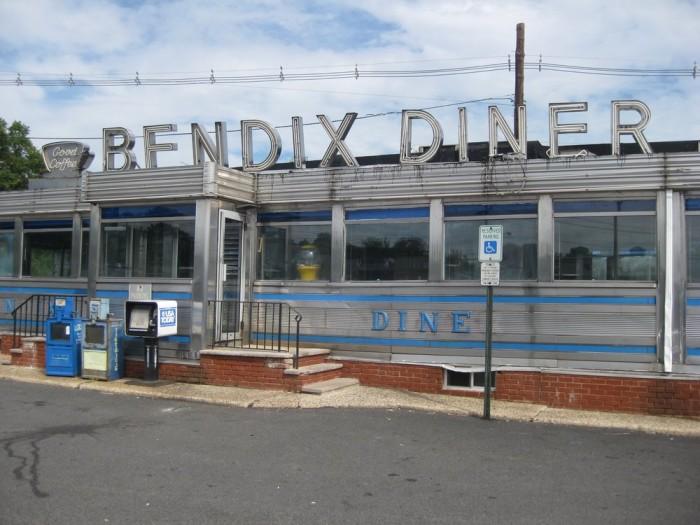 11. Bendix Diner, Hasbrouck Heights