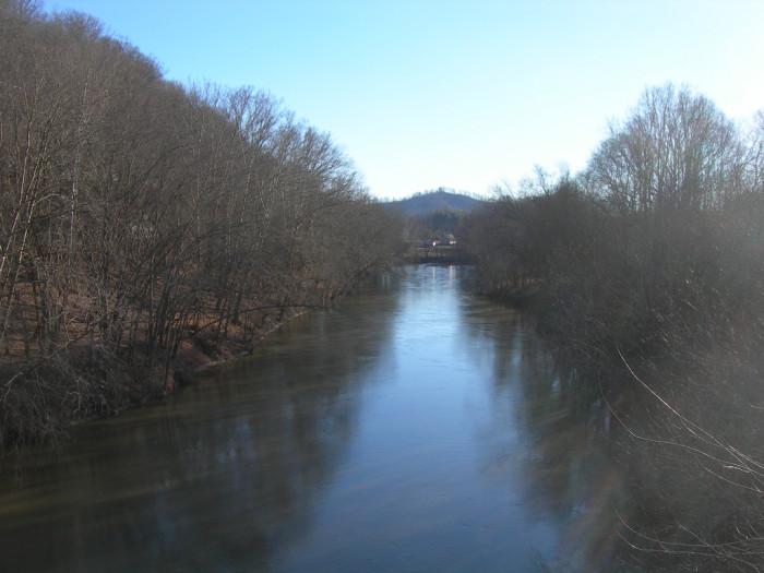 11. Big Sandy River