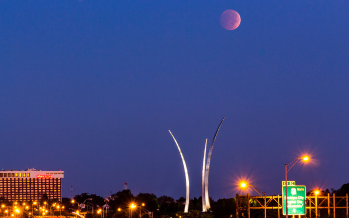 6. Blood Moon over Crystal City.