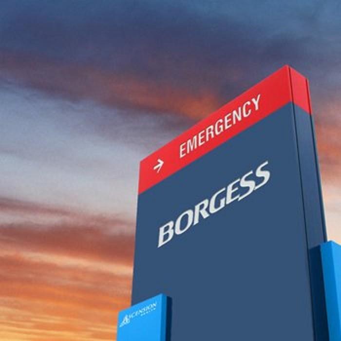 13) Borgess Medical Center, Kalamazoo