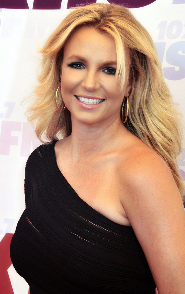1) Britney Spears Born: Kentwood
