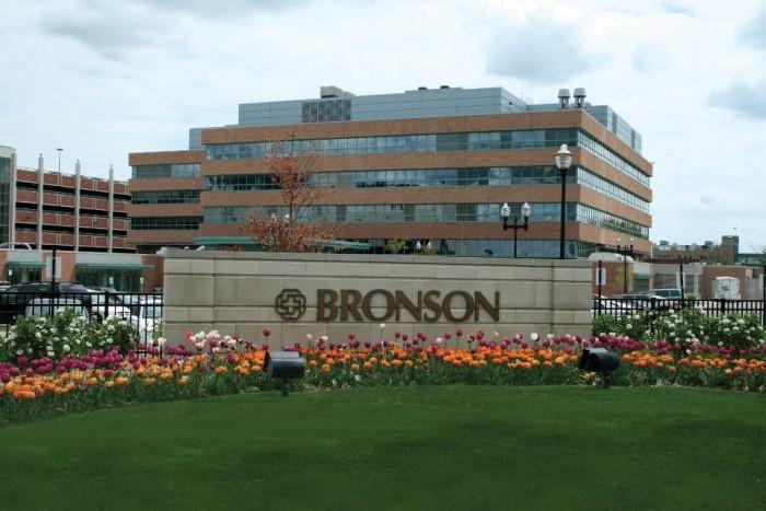 9) Bronson Methodist Hospital, Kalamazoo