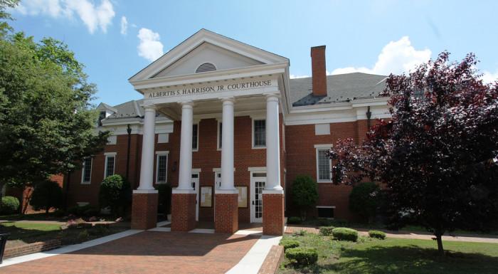 7. Brunswick County:Average Property Tax $457