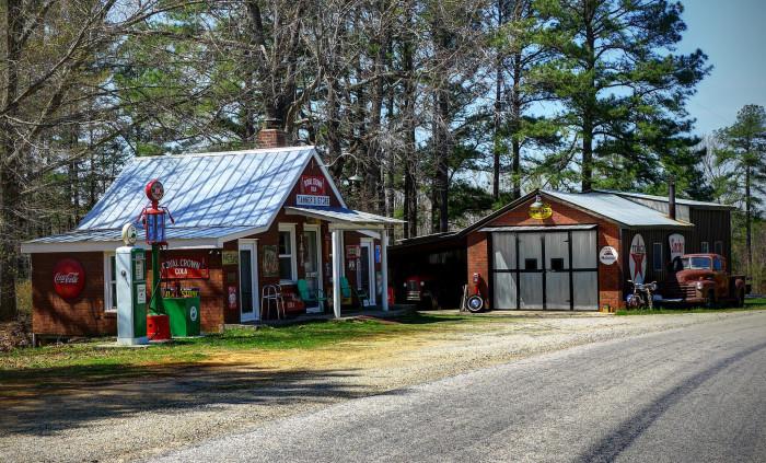 Brunswick County store