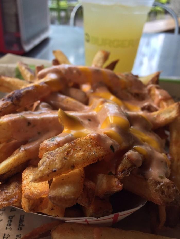 9) BurgerFi, Ann Arbor