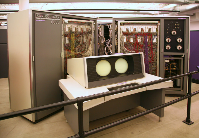 4. Chippewa Falls , WI headquartered Control Data created the first Super Computer, The Control Data 6600 in Minneapolis.