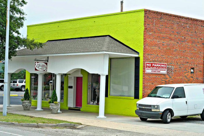 4. CJ's Cakes & Catering, 315 S 5th St, Hartsville