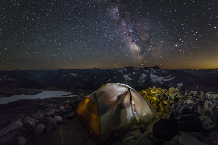 Amazing Nighttime Photos In Washington