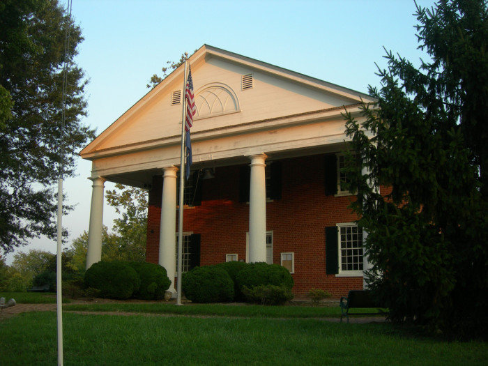 9. Charlotte Court House