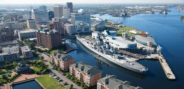 7. (TIE) City of Chesapeake