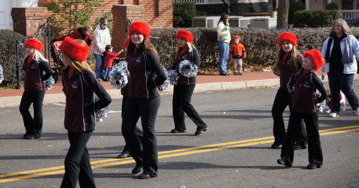 18. You got to be involved in everything…including the Christmas parade at least once.