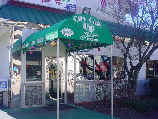 9) City Café Diner - Chattanooga