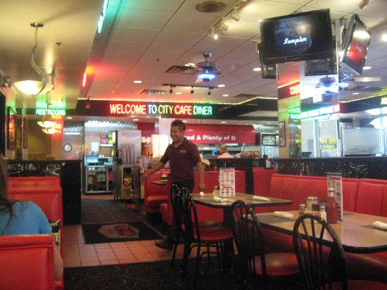 5) City Café Diner - Chattanooga