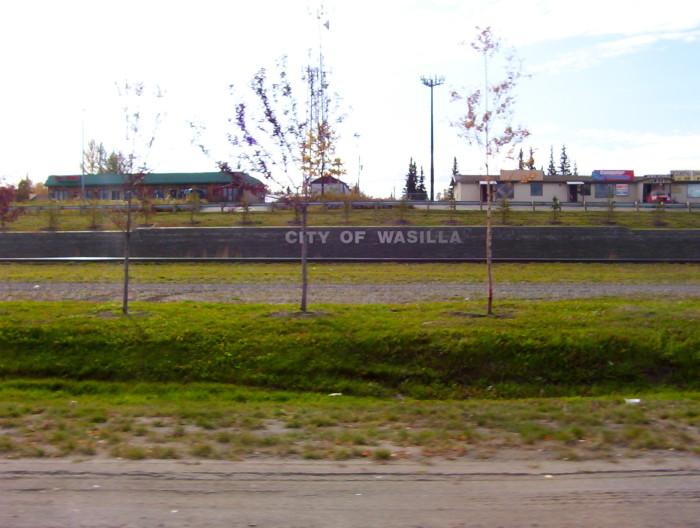 6) Wasilla