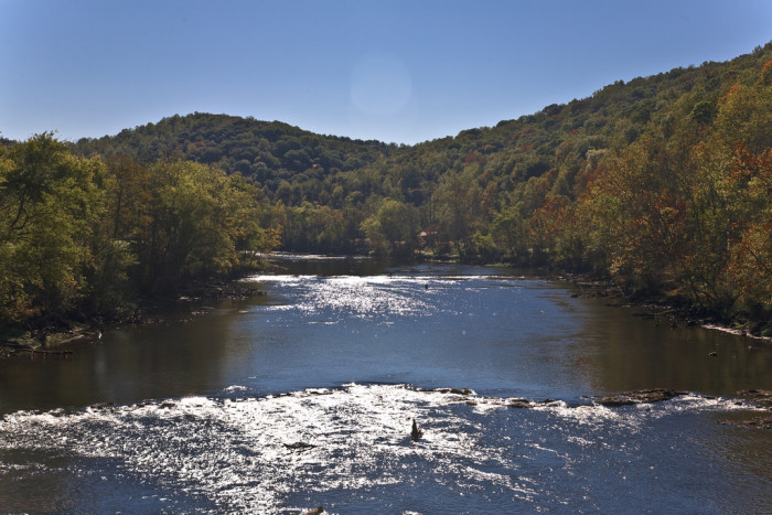 9) Clinch River