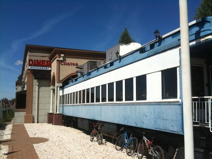 4. Clinton Station Diner, Clinton