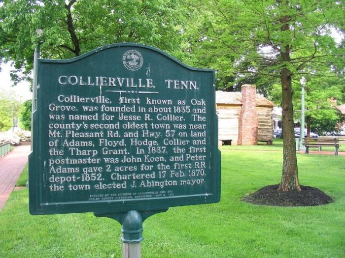 7) Collierville