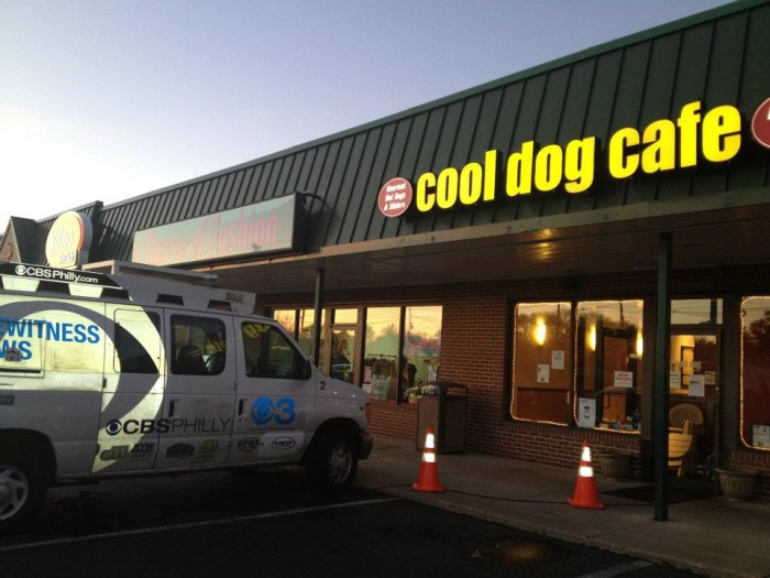 6. Cool Dog Cafe, Cherry Hill