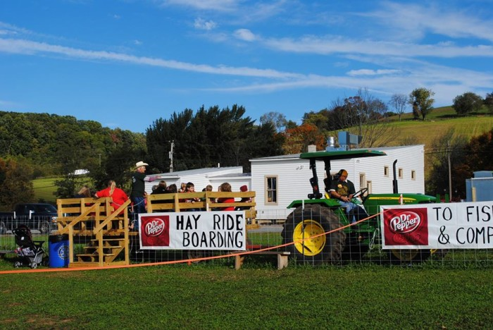 9. The Crab Orchard Corn Maze at the Historic Crab Orchard Museum,