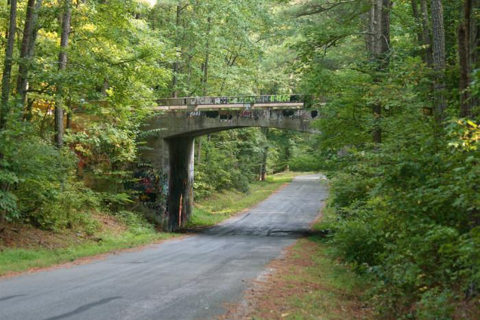 8. The Bride of Crawford Road Bridge, Yorktown