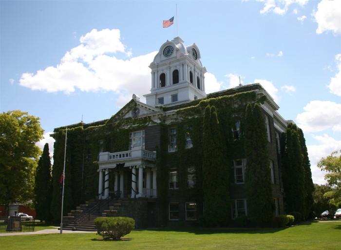 9) Crook County