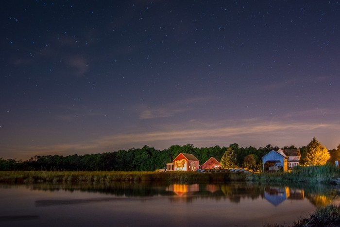 1. David Casius captured this serene shot of a unique barn in South Jersey.