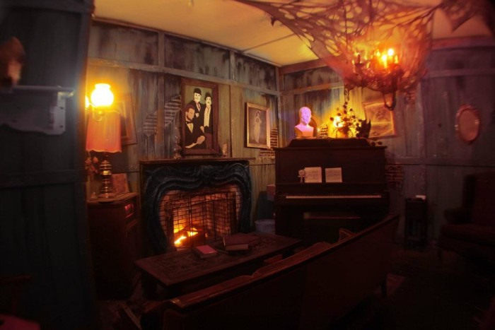 Darkwood Manor inside
