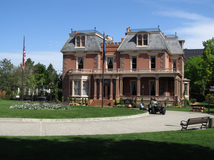 7. The Little Girl at the Devereaux Mansion.