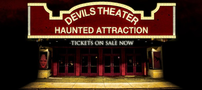 10. Devil's Theater, Rahway