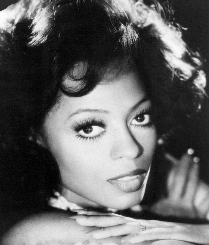 10) Diana Ross