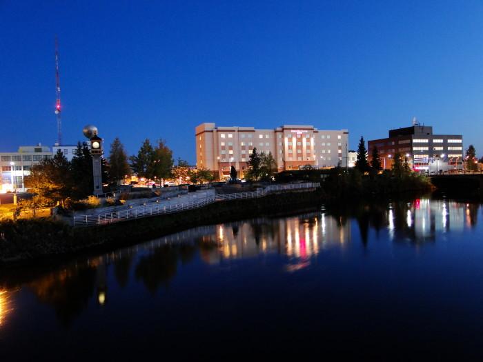 2) Fairbanks