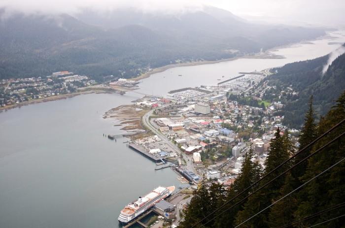 3) Juneau