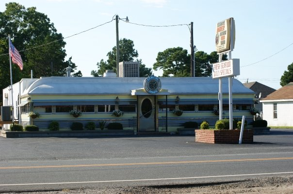 3. The Exmore Diner, Exmore