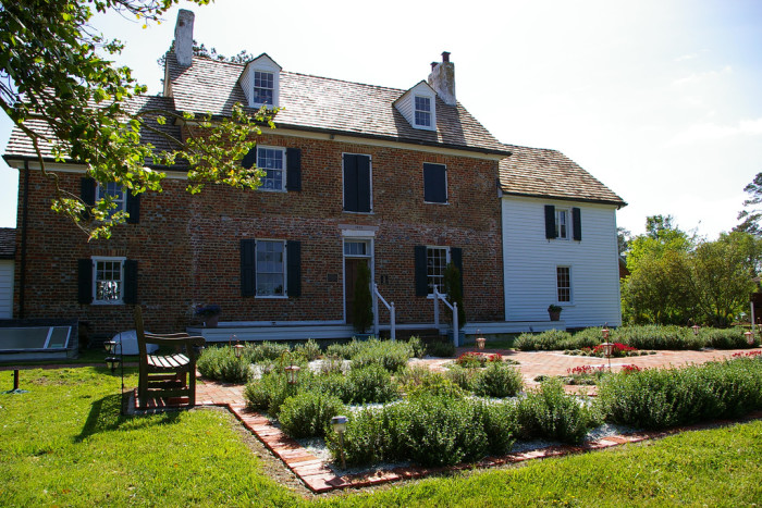 4. The Haunting Hotbed at Ferry State Plantation House, Virginia Beach