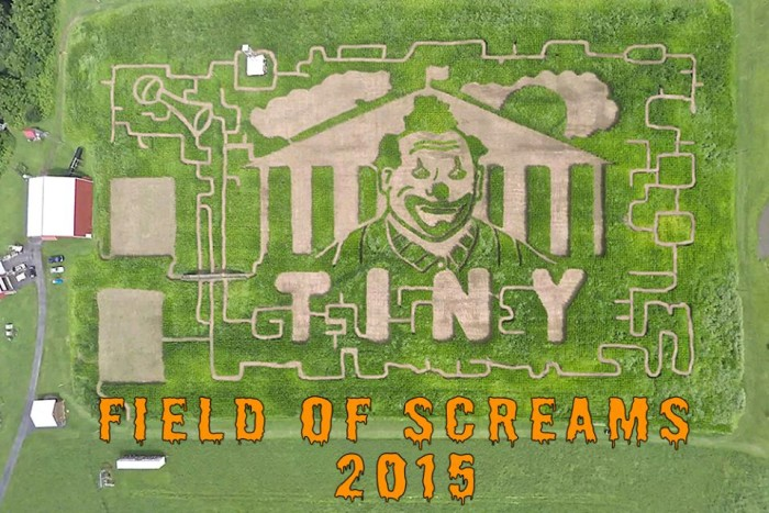 9. Field of Screams