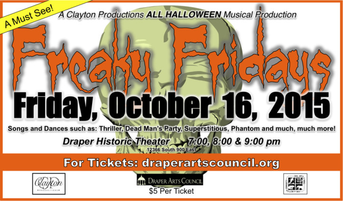 14. Freaky Fridays Production, Draper