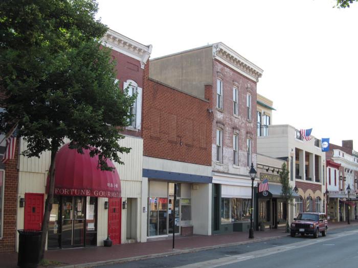 4. City of Fredericksburg