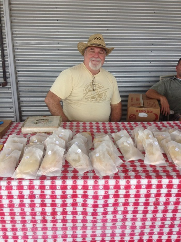 1) Jim's Kountry Pies in Youngsville