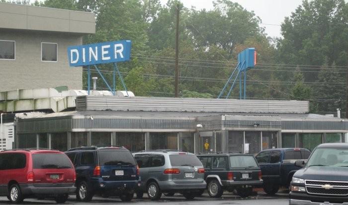 13. Frost Diner, Warrenton