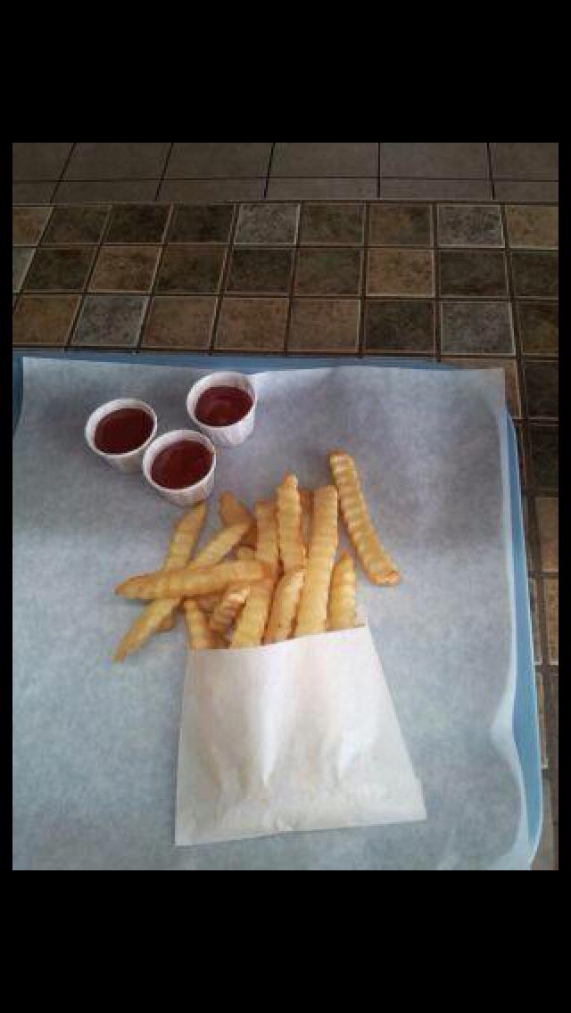 Frostop - fries
